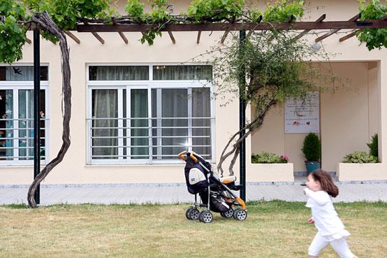 Παπαστράτειος Παιδική Στέγη Αθηνών